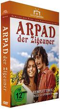 Arpad, der Zigeuner - Die komplette ZDF-Serie (Staffel 1+2) - Fernsehjuwelen DVD