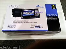 "CLARION CMS5 MARINE HIDEAWAY BLACK BOX DIGITAL MEDIA RECEIVER, 4.3"" COLOR LCD"