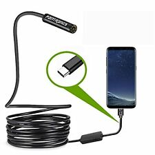 Endoscope Camera With Led Light For Android Borescope Inspection Cell