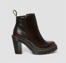 Dr. Martens MAGDALENA ARCADIA HEELED CHELSEA BOOT new w box UK 6/ US 8