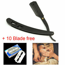 navaja barbero Razor plegable Navaja De Afeitar 10 cuchillas