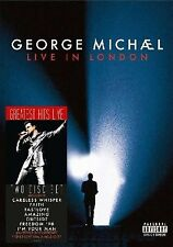George Michael - Live In London (2009) 2-Disc George Michael UK REGION 2 DVD NEW