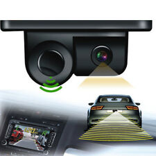 2-in-1 LCD Auto Car SUV Reverse Parking Radar Sensor Car Rear View Backup Camera