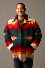 Pendlenton 'The Jeronimo' Wool Blend Coat Jacket Size M