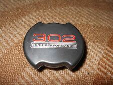 1986 - 1995 FORD MUSTANG 302 HIGH PERFORMANCE ENGINE EMBLEM LOGO OIL CAP NEW