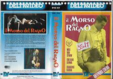 IL MORSO DEL RAGNO (1982) vhs ex noleggio DRAMMATICO