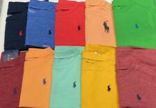 GENUINE Polo Ralph Lauren Baby T Shirt Short Sleeve AGE  3,6,9,12,18,24 Months