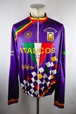 Vintage Campagnola bikejacke bike Cycling Jersey maglia rueda camiseta GR 6 62cm s1
