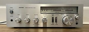 Denon SA-3020 Stereo Amplifier Vintage 1970's RARE Great Condition Working Order