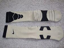 Men's Nike Elite Vapor Cushioned Football Crew Socks -Vegas Gold- Sz L 8-12 -NEW
