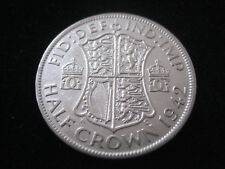 "MDS GROSSBRITANNIEN HALF CROWN 1942 ""GEORGE VI."", SILBER  #9"