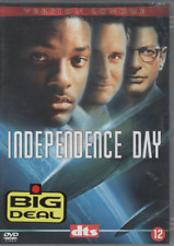 Independence Day Dvd Version Longue Will Smith Jeff Goldblum Bill Pullman