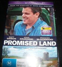 Promised Land (DVD, 2013)