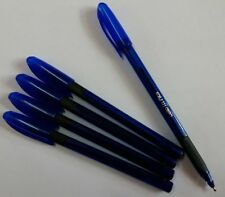 30x Cello TRI-PLUS BLUE Ball Pen 1 mm smooth writing |school home office use