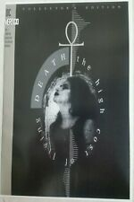 DEATH THE HIGH COST OF LIVING 1 High Grade PLATINUM VARIANT