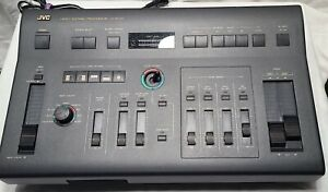 JVC Video Editing Processor Machine JX-SV55 Non Tested Powers On