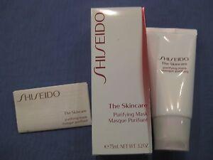 NIB Shiseido The Skincare Purifying Mask (75mL)
