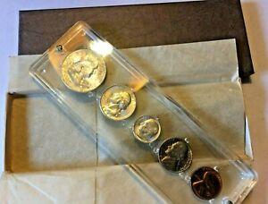 1954-S Mint Set ~ BU Uncirculated ~ Silver US Coin Lot San Francisco BEAUTIFUL