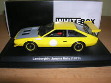 WHITEBOX LAMBORGHINI JARAMA RALLY (1973) GIALLO 1:43