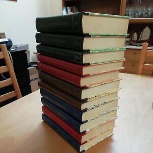 LOTTO 11 VOL. GRANDE BIBLIOTECA PER I RAGAZZI EVERGREEN + 3 vol. GRANDI ROMANZI
