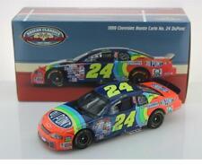 NEW NASCAR JEFF GORDON # 24 DUPONT 1999 SONOMA RACE WIN 1/24 CAR