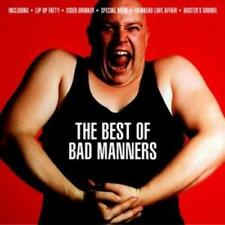 Bad Manners : The Best Of CD (2008)