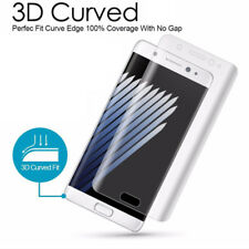 For Samsung Galaxy S7 S8 S9 Full Coverage Curved Soft TPU Film Screen Protector