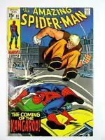 AMAZING SPIDERMAN #81 THE KANGEROO