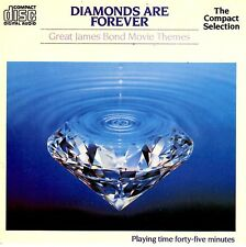 DIAMONDS ARE FOREVER: GREAT JAMES BOND MOVIE THEMES (CD)BRAND NEW FACTORY SEALED
