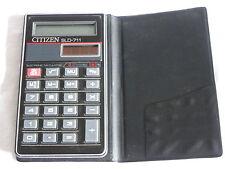 Calculadora Calculator citizen sld-711