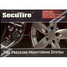 SecuTire Wireless 4 Tire Pressure Monitoring System Alarm ONLY 70 psi tires ONLY