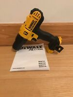 DEWALT DCD776N DCD776 18v LI-ION CORDLESS COMBI DRILL Body Only - WARRANTY!