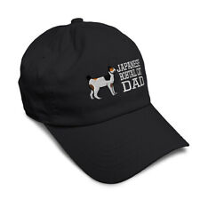 Soft Women Baseball Cap Japanese Bob Tail Cat Dad Embroidery Dad Hats for Men