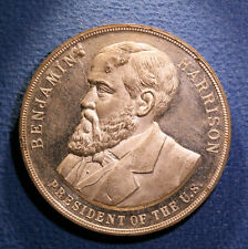 New Listing1899 Presidential Inaugural medal - Benjamin Harrison