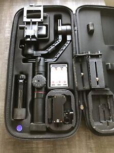 Zhiyun Crane 2 Gimbal Stabilizer w/Follow Focus + EXTRAS! DSLR Mirrorless Camera
