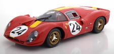 CMR Ferrari 330 P4 24 3ème LeMans 1967 1957 1/12 Voiture