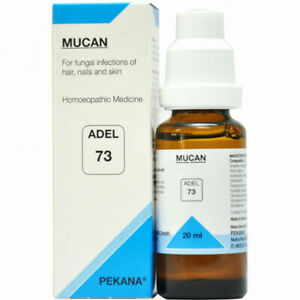 Adel Pekana Adel 73 (Mucan) 20ml For Fungal Infections ,Ringworm, Dry Skin.