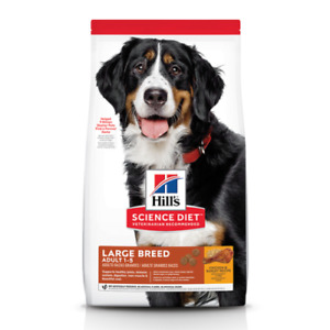 Hills Science Diet Adult Large Breed Dry Dog Food 12kg