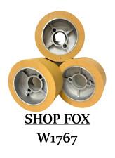 Wheels For 1hp Shop Fox W1767 Power Feeder Set Of 3
