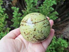 Rare Green Opal Sphere - Abundance and Prosperity