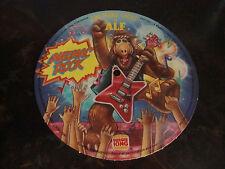 Burger King---The Many Faces Of Alf---Melmac Rock---Flexi Record---1988---VHTF