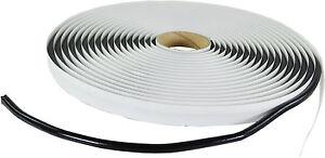 Butylrundschnur ab (0,92€/m) Schwarz 6 mm x 8 m. Dichtungsband, Butyl. Profi