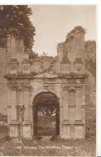 Bedfordshire Postcard - Doorway - The Old Abbey - Elstow - RP - Ref DP513