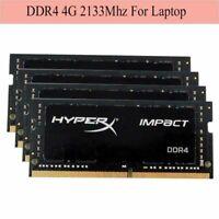 Für HyperX Impact 4GB 8GB 16GB DDR4 2133Mhz PC4-17000 Laptop Speicher RAM RHNDE
