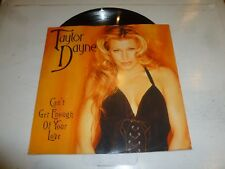 """TAYLOR DAYNE - Can't Get Enough Of Your Love - 1993 UK 4-track 12"""" Vinyl Single"""