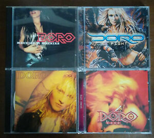 Doro Pesch - live, doro, machine machine , fight