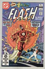 Flash #312 August 1982 Nm- Dr. Fate