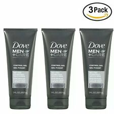 Dove Men+Care Control Gel - 7 fl oz (Pack Of 3)