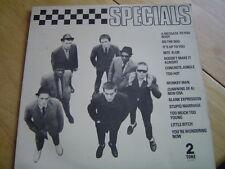 """THE SPECIALS """"SPECIALS"""" ORIGINAL UK DEBUT LP 1979 2-TONE RECORD LABEL"""