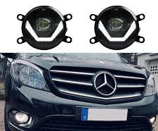 LED Nebelscheinwerfer + Tagfahrlicht Black Cree Chip Mercedes Citan W415 LSW4